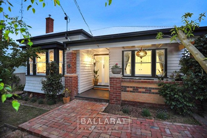Picture of 5 Howard Street, SOLDIERS HILL VIC 3350