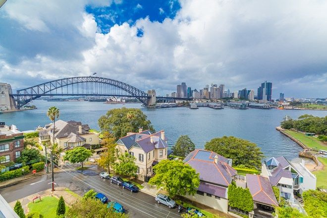 Picture of 54/2-4 East Crescent  Street, MCMAHONS POINT NSW 2060