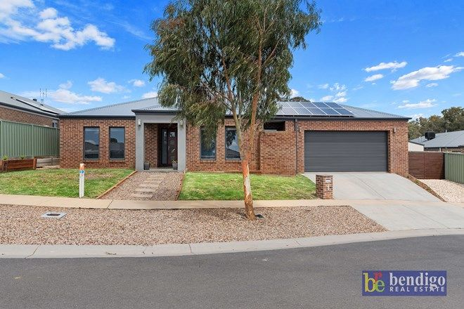 Picture of 9 Rachel Terrace, MAIDEN GULLY VIC 3551