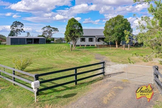 Picture of 120 Nightingale Road, PHEASANTS NEST NSW 2574
