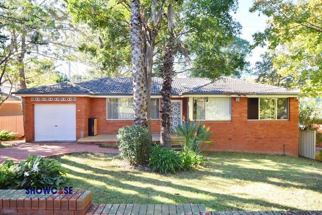 Picture of 44 Parkland Rd, CARLINGFORD NSW 2118