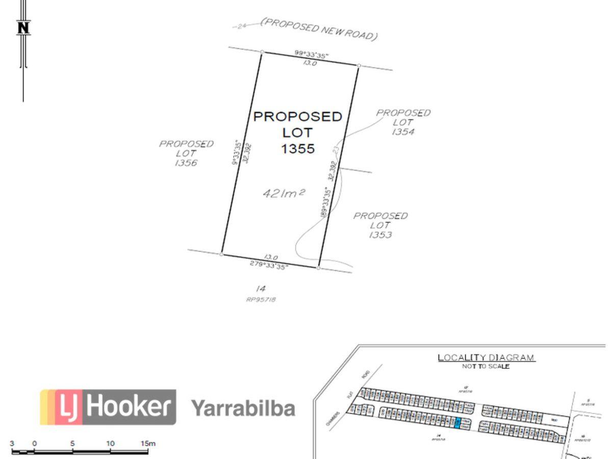 Lot 1355/366 Chambers Flat Road, Logan Reserve QLD 4133, Image 1