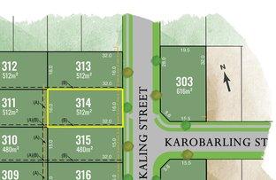 Picture of Lot 314 Koyikaling Street, Edgeworth NSW 2285