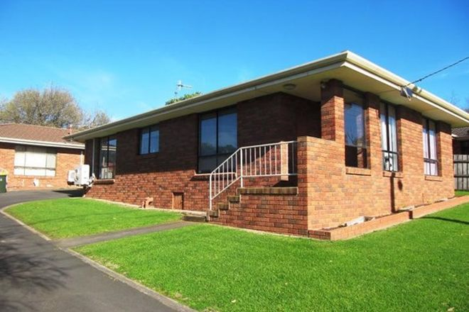 Picture of LEASED 1/12 McGregors Road, WARRNAMBOOL VIC 3280