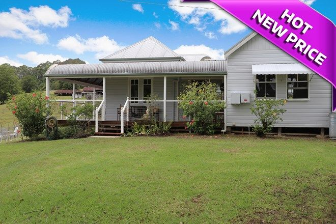 Picture of 45 Lillian Rock Road, BLUE KNOB NSW 2480