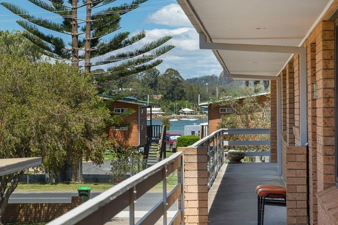 Picture of 4/25 Wharf Road, SURFSIDE NSW 2536
