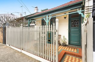 Picture of 8 Albermarle  Street, Newtown NSW 2042