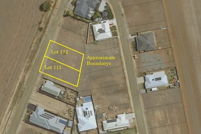 Picture of Lot 111 & 112 J S McEwin Terrace, BLYTH SA 5462