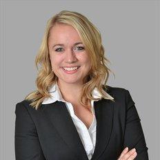 Charlotte Cooke, Sales representative