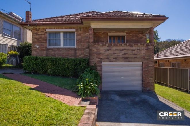 Picture of 46 CROUDACE STREET, LAMBTON NSW 2299