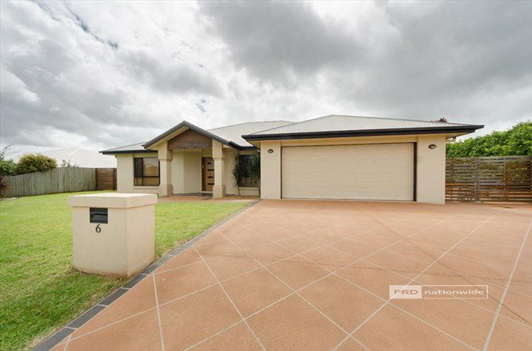 6 Nioka Drive, Highfields QLD 4352, Image 0