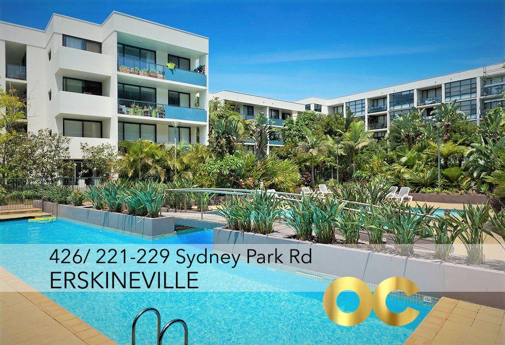 426/221-229 Sydney Park Road, Erskineville NSW 2043, Image 0