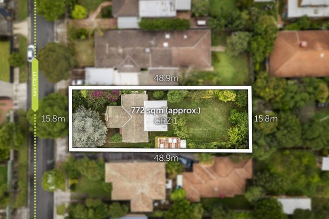 Picture of 7 Nan Street, BOX HILL NORTH VIC 3129