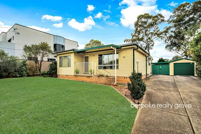 Picture of 45 Coates Street, MOUNT DRUITT NSW 2770