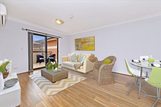 Picture of 23/119-121 Arthur Street, HOMEBUSH WEST NSW 2140
