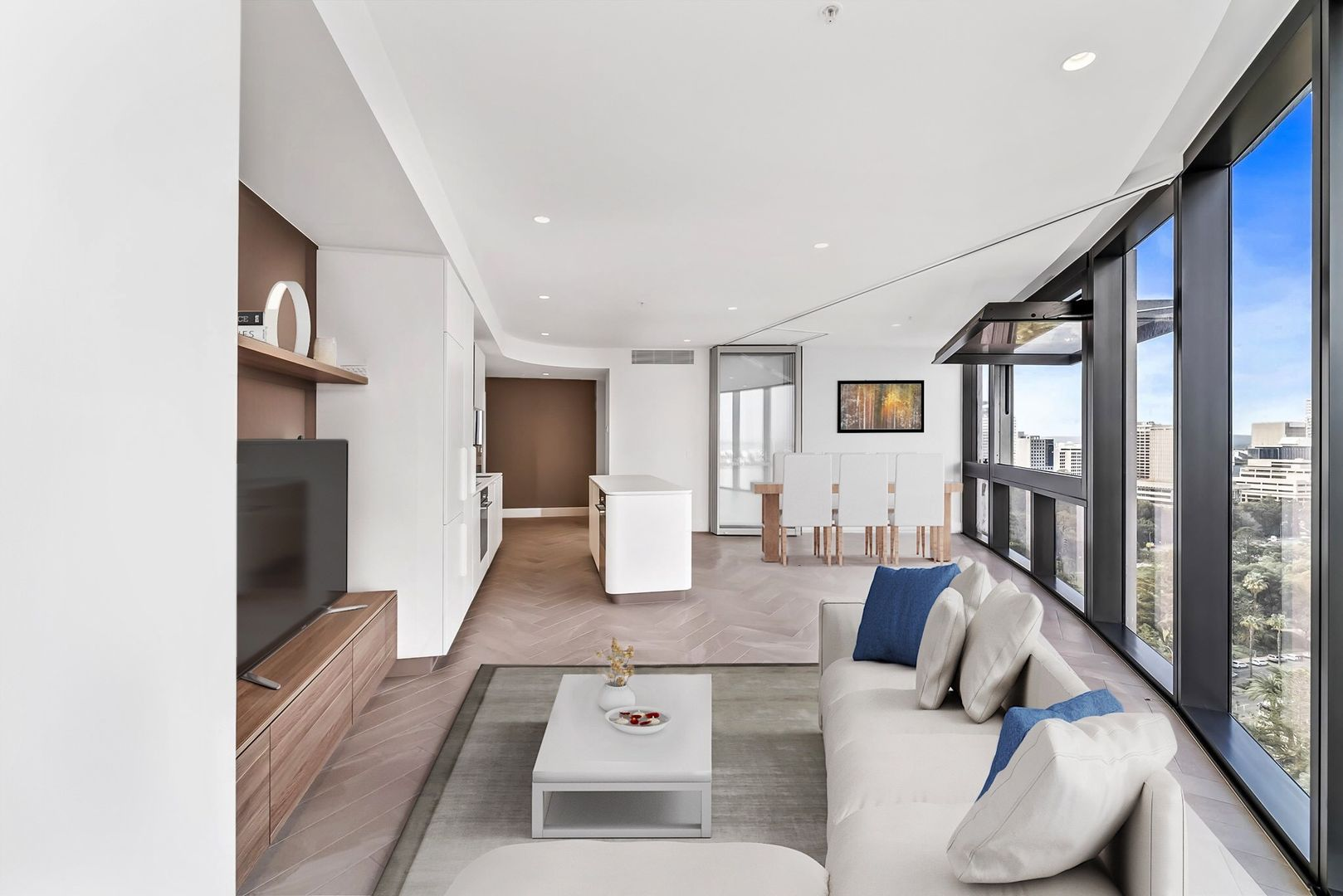 Apartment 1801/11 Barrack Square, Perth WA 6000, Image 1