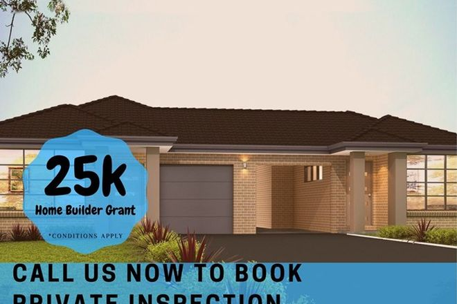 Picture of UNDER CONSTRUCTION 33A KARACHI STREET, RIVERSTONE NSW 2765