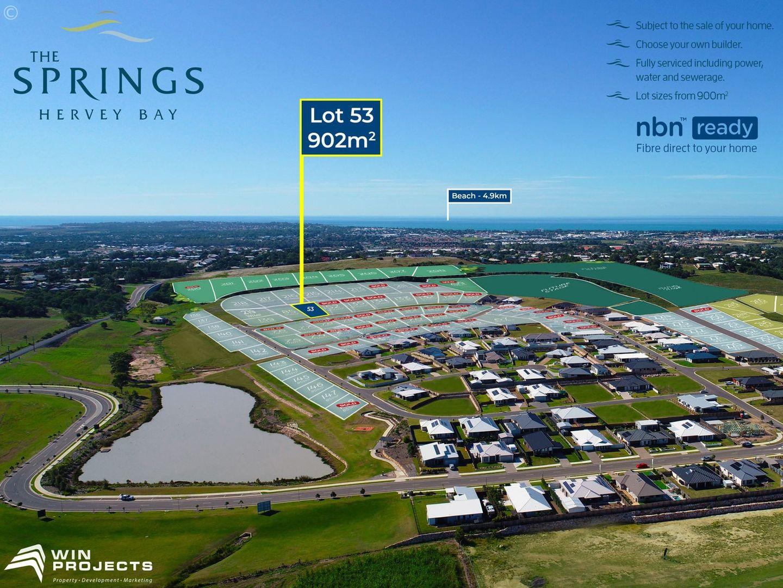 Lot 53 The Springs, Nikenbah QLD 4655, Image 0