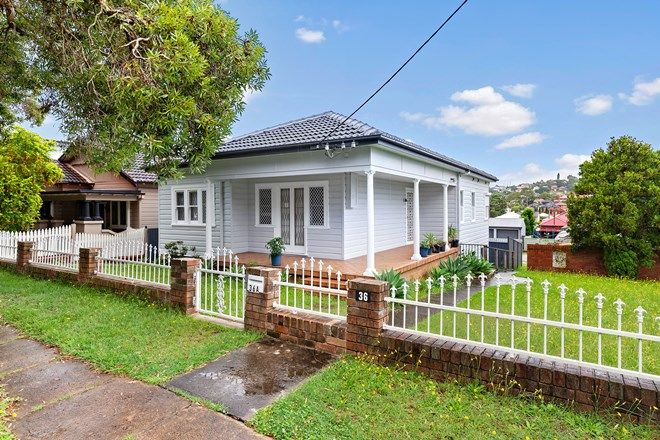 Picture of 36A Chilcott Street, LAMBTON NSW 2299