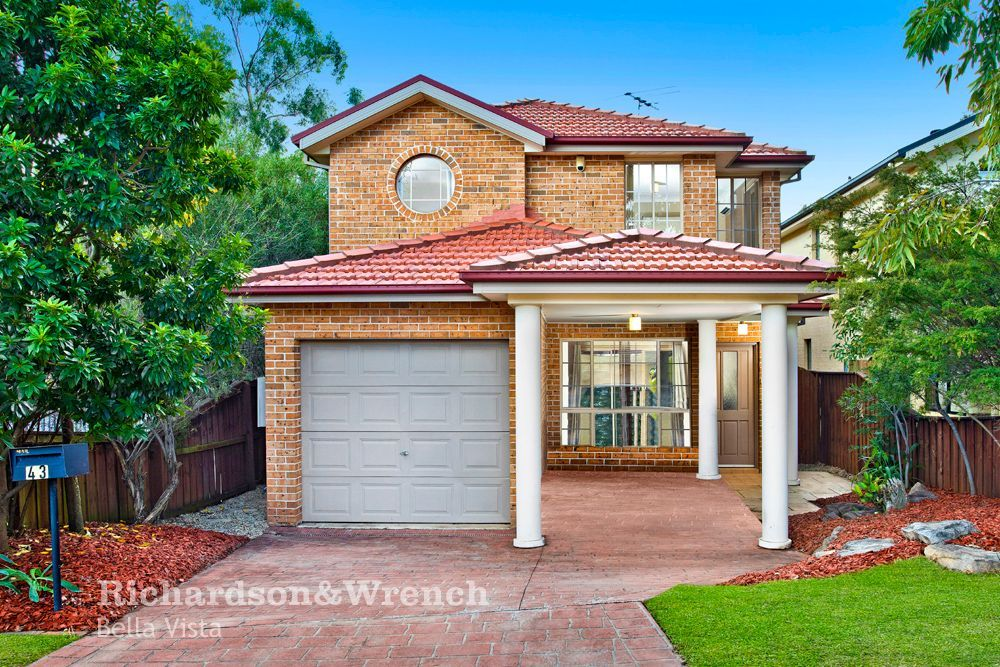 43 Crestview Drive, Glenwood NSW 2768, Image 0