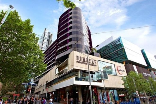 Picture of 312/300 SWANSTON STREET, MELBOURNE VIC 3000