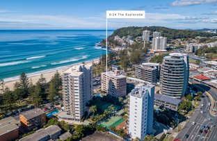 Picture of 8/24 The Esplanade, Burleigh Heads QLD 4220