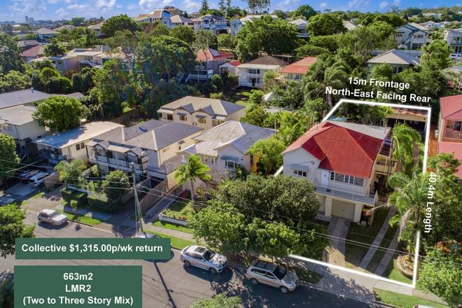 Picture of 1/56 Longfellow Street, NORMAN PARK QLD 4170