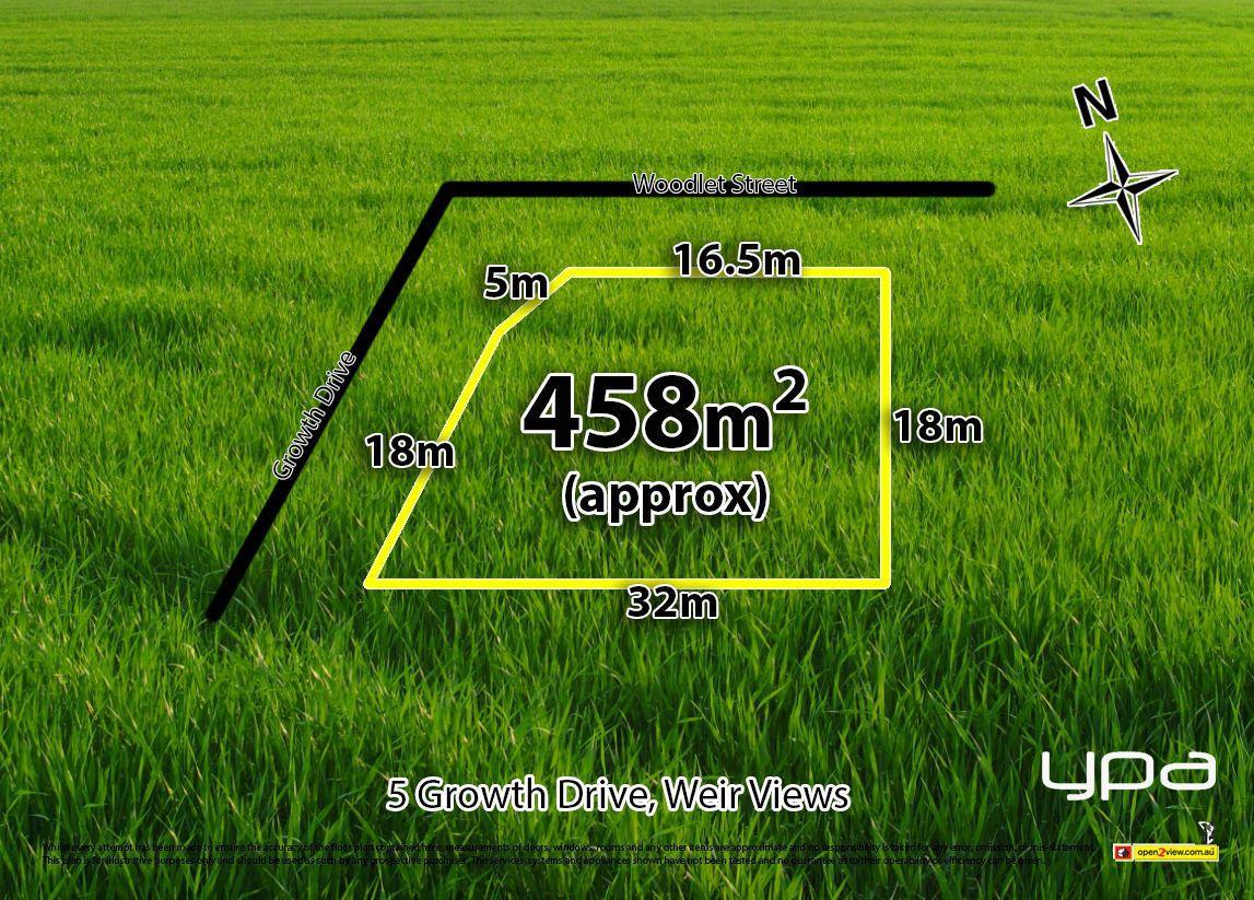 5 Growth Drive, Weir Views VIC 3338, Image 0