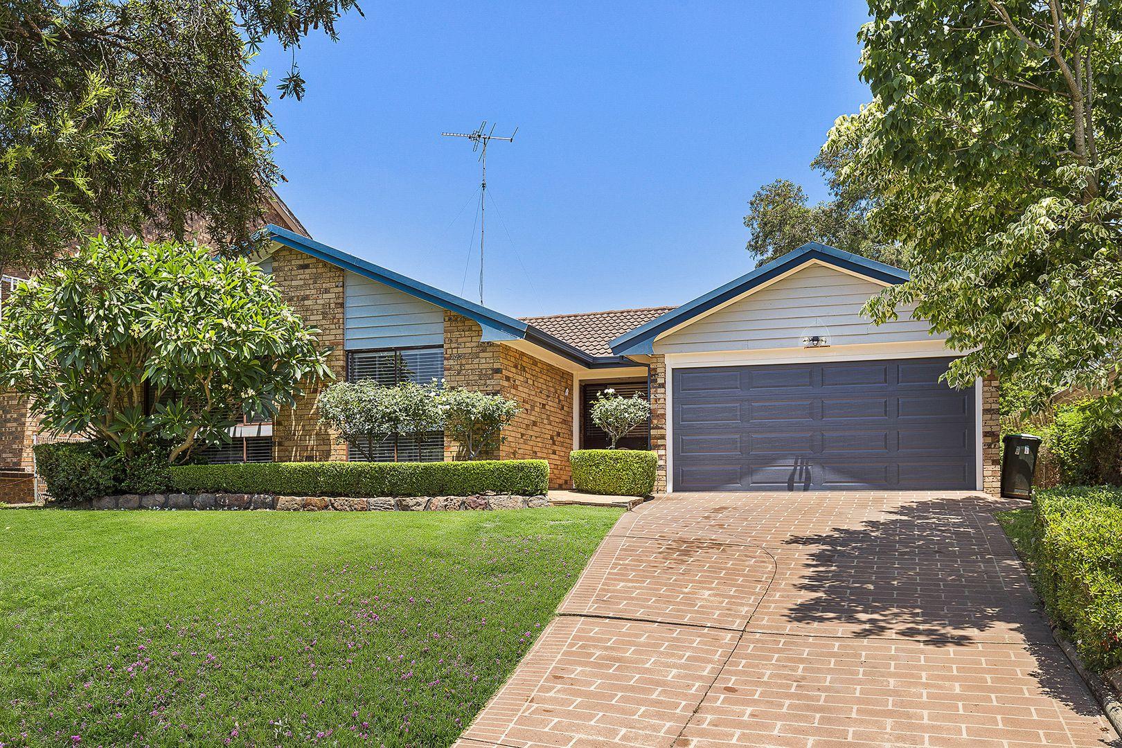 23 Magnolia Avenue, Baulkham Hills NSW 2153, Image 0