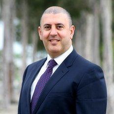 Simon Khouri, Sales representative