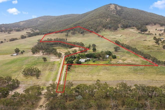 Picture of 184 OLD HUME HIGHWAY, GLENROWAN VIC 3675
