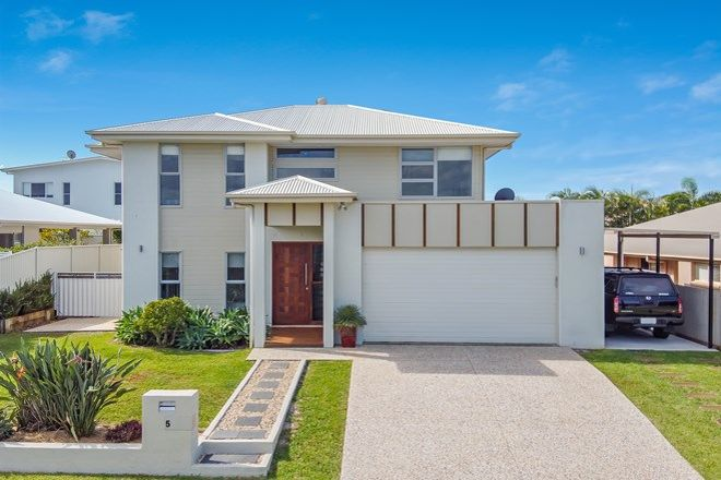 Picture of 5 Maged Place, THORNLANDS QLD 4164