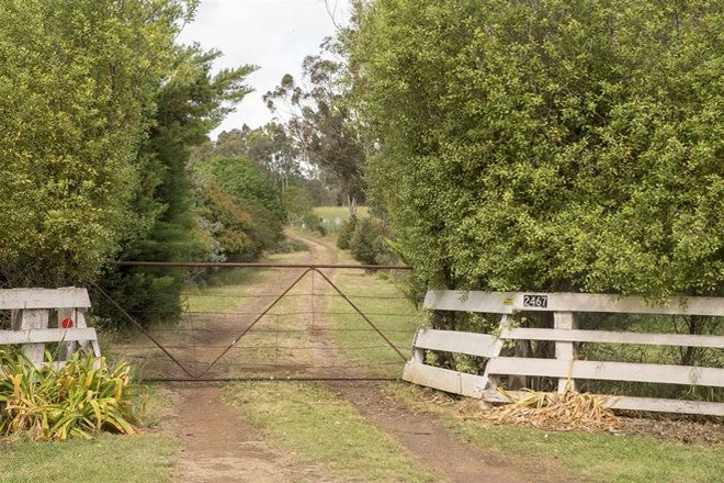 Picture of 2467 Casterton-Apsley Road, WARROCK VIC 3312