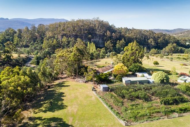 Picture of 5 Mountain Road, ALLENS RIVULET TAS 7150
