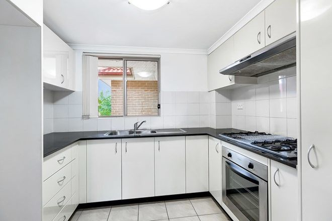 Picture of 20/42-50 Hampstead Road, HOMEBUSH WEST NSW 2140