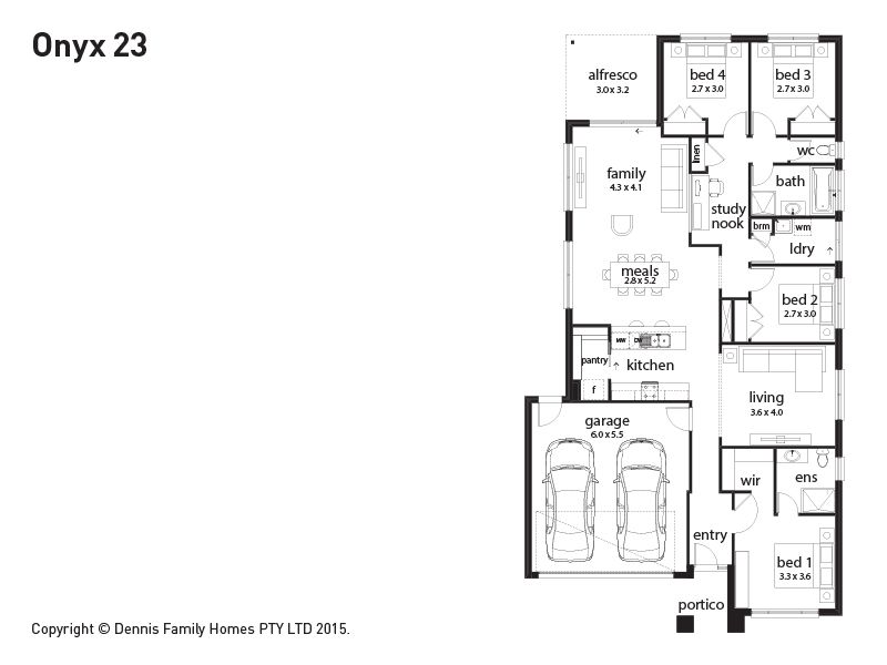 Lot 1504 Aqua Place, Burnside VIC 3023, Image 2