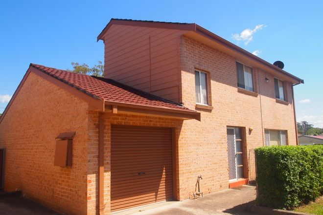 Picture of 4/9 Bowral Street, BLACKTOWN NSW 2148
