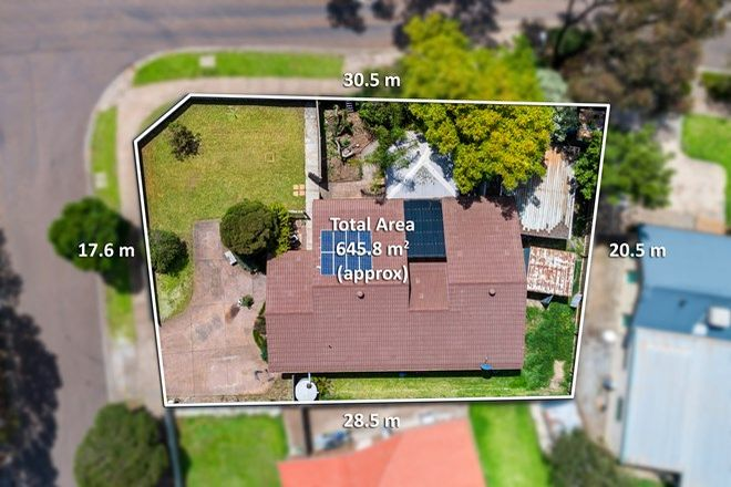 Picture of 1 Rubens Court, SCORESBY VIC 3179