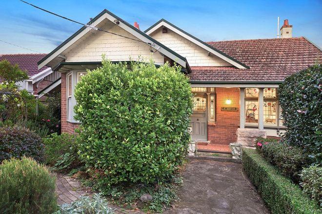 Picture of 15 Muttama Road, ARTARMON NSW 2064