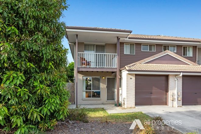Picture of 19/99-113 Peverell Street, HILLCREST QLD 4118