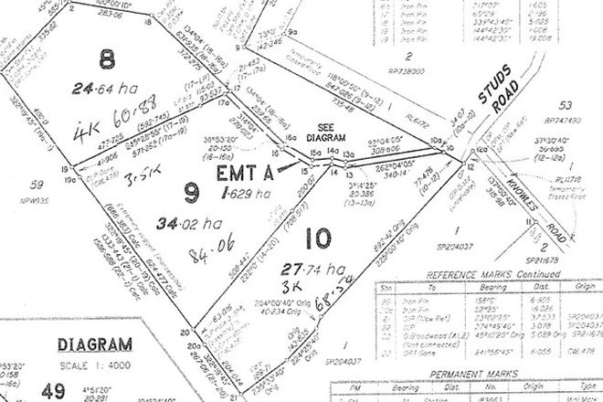 Picture of Lot 10 Studs Road, COOLBIE QLD 4850