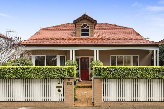 Picture of 102 Sydney Street, WILLOUGHBY NSW 2068