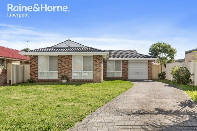 Picture of 49 Tamworth Crescent, HOXTON PARK NSW 2171