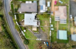 Picture of Lot 1/2 Anderson Road, Kilmore VIC 3764