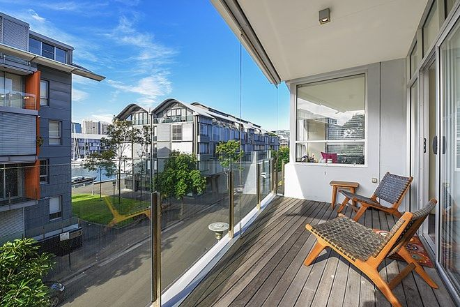 Picture of 138/3 Darling Island Road, PYRMONT NSW 2009