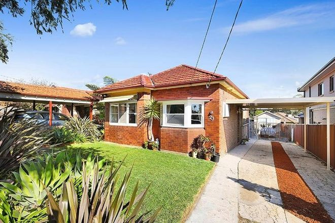 Picture of 23 Walker Street, CANADA BAY NSW 2046