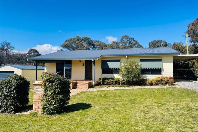 Picture of 4 Mann Street, RYLSTONE NSW 2849