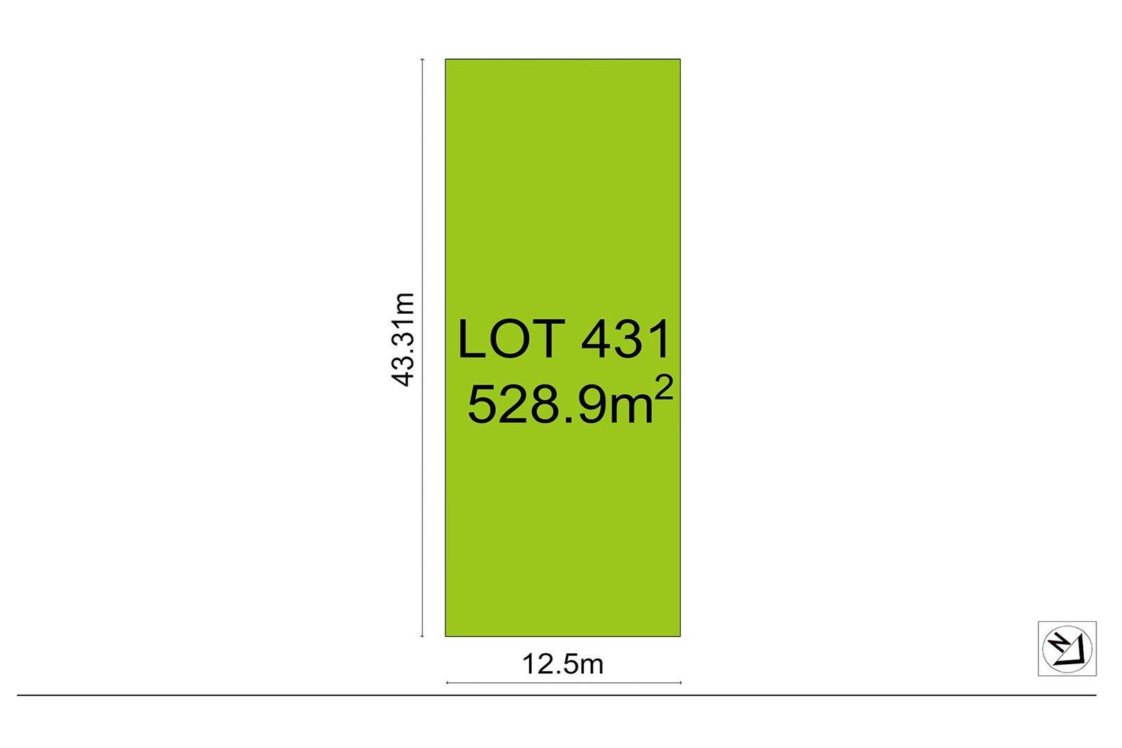Lot 431 Lahore Street, Riverstone NSW 2765, Image 0