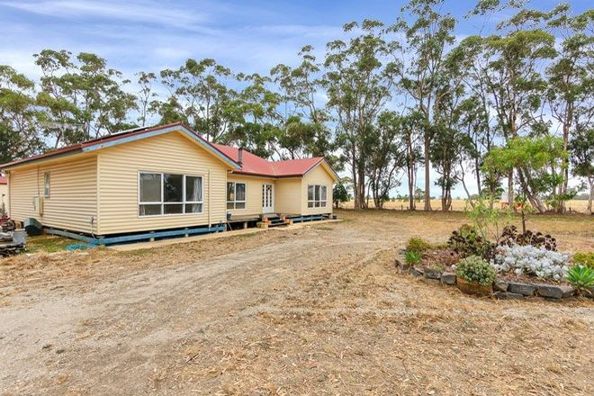 Picture of 1270 Bacchus Marsh-Balliang Road, BALLIANG VIC 3340