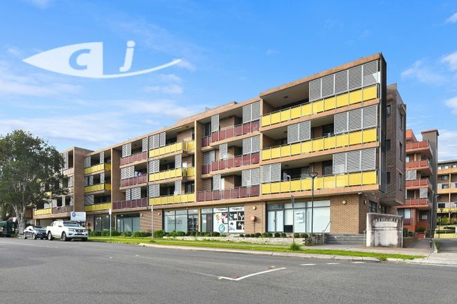 Picture of C307/27-29 George St, NORTH STRATHFIELD NSW 2137
